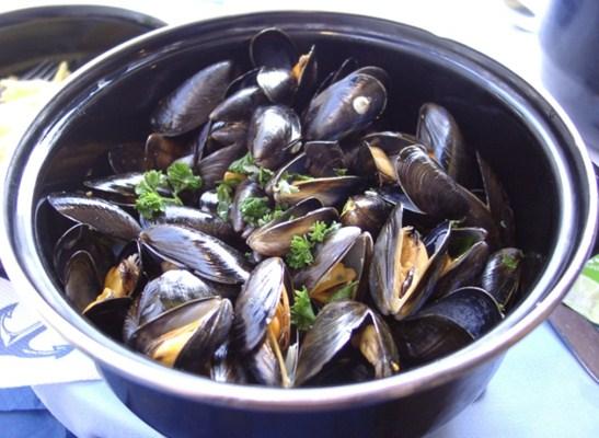 Как приготовить молюсков