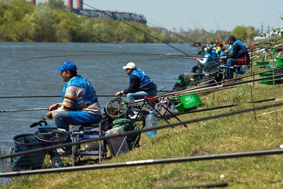 спортивная рыбалка соревнования