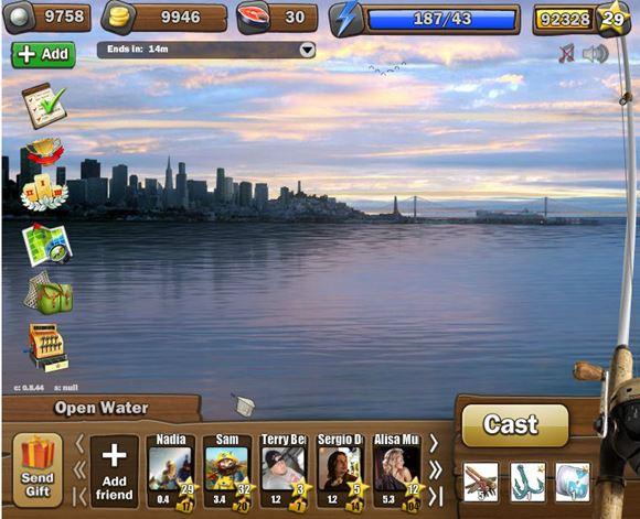 соревнования по онлайн ловле рыбы