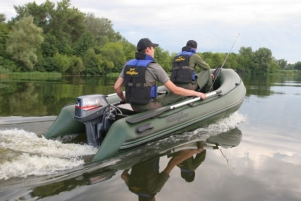 Как выбрать лодку для рыбалки?