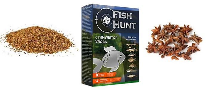Активаторклева Fish Hunt