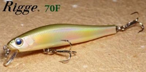 Zip Baits Rigge 70F и 90F