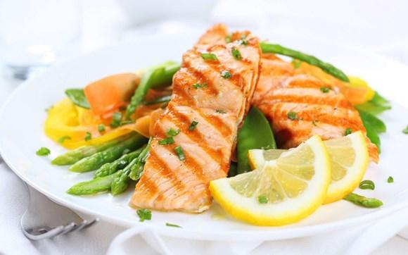жареный лосось на сковороде рецепт с фото