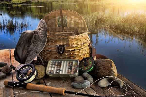Открываем для себя рыбалку