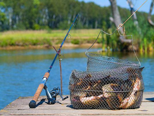Подготовка к весенней рыбалке