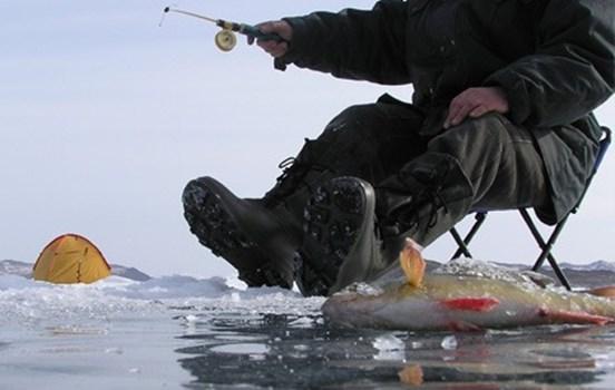 Экипировка для зимней рыбалки фото