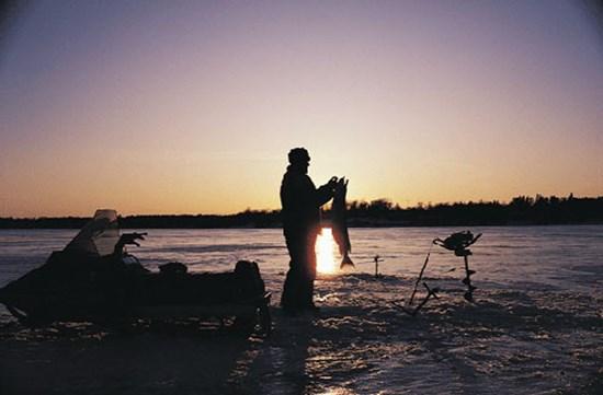 зима рыбалка советы