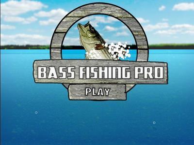 Bass fishing pro рыбалка онлайн