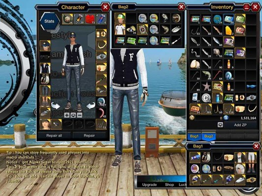 Fishing Hero 2