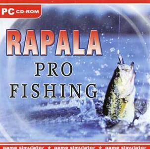 Rapala: Pro fishing скачать русскую