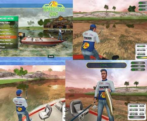 Rapala: Pro fishing игра