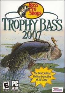Bass Pro Shops Trophy Bass 2007 скачать русскую