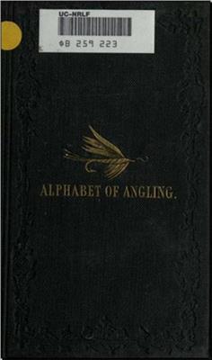 Alphabet of Angling / Азбука Рыбалки (1849) скачать