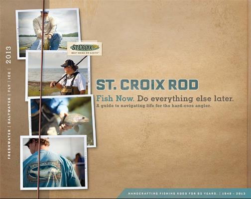 St. Croix Rod 2013 скачать
