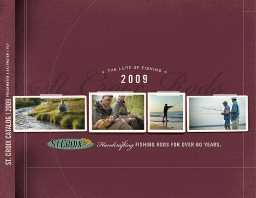 """Рыбалка. Электронный каталог """"St.Croix"""" 2009 скачать"""