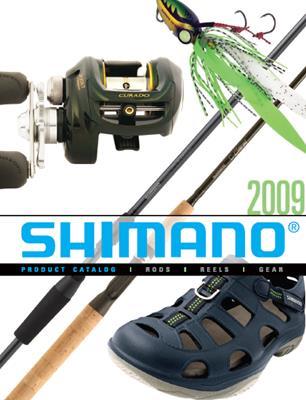 Каталог Shimano 2009 скачать