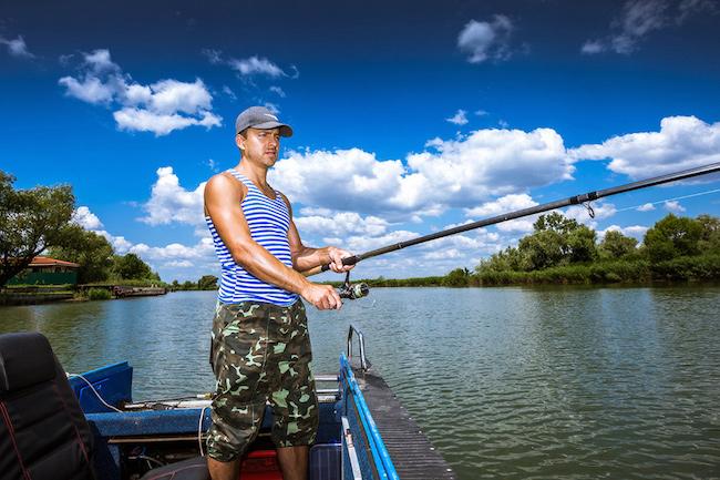 Куда поехать на рыбалку в Домодедово