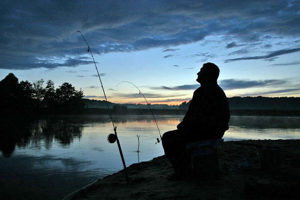 Куда поехать на рыбалку в Екатеринбурге