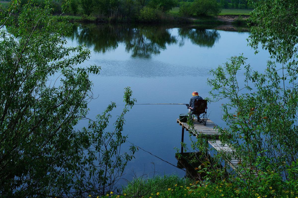 Куда поехать на рыбалку в Химках