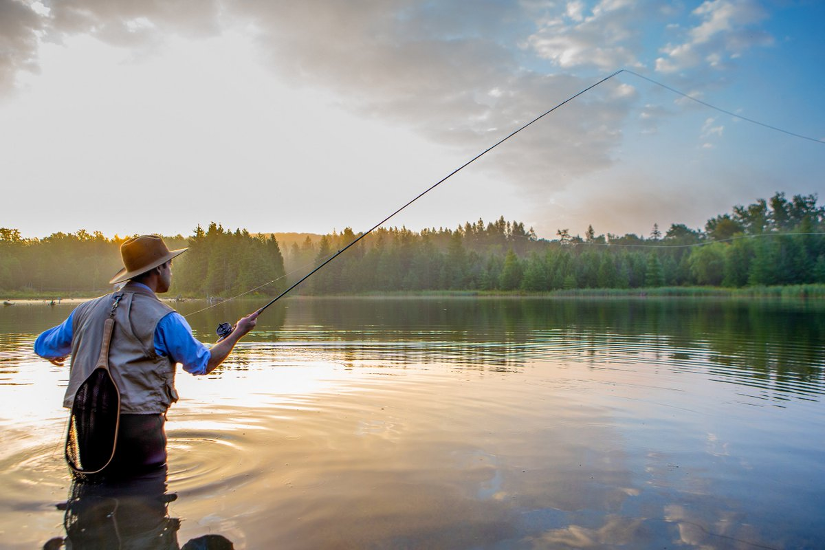 Куда поехать на рыбалку в Иркутской области