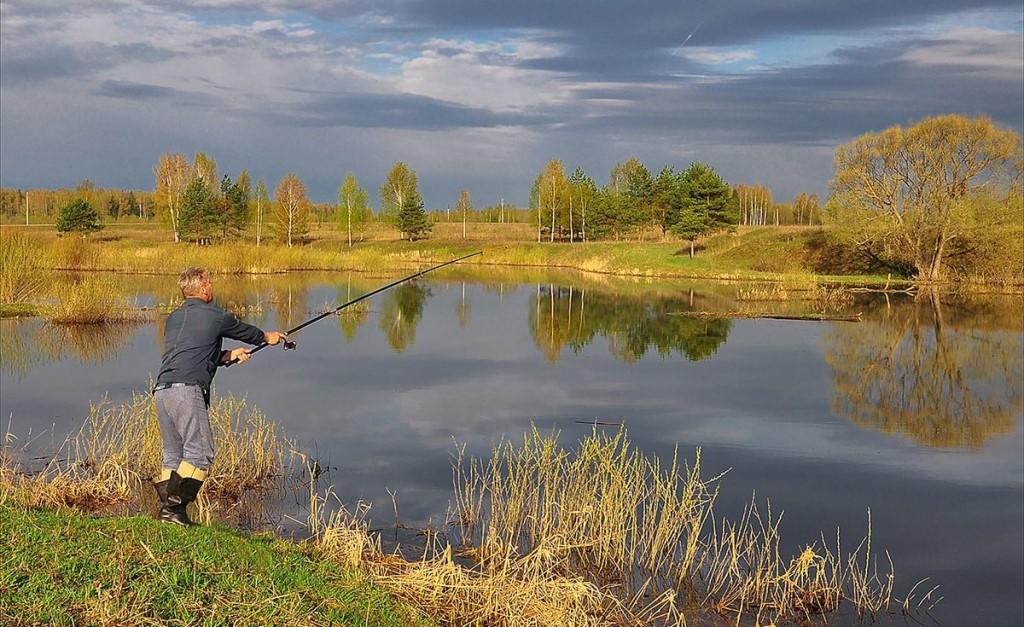 Куда поехать на рыбалку в Кировской области