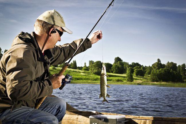 Куда поехать на рыбалку в Курганской области