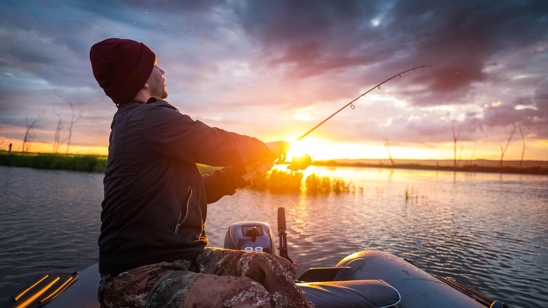Куда поехать на рыбалку в Псковской области