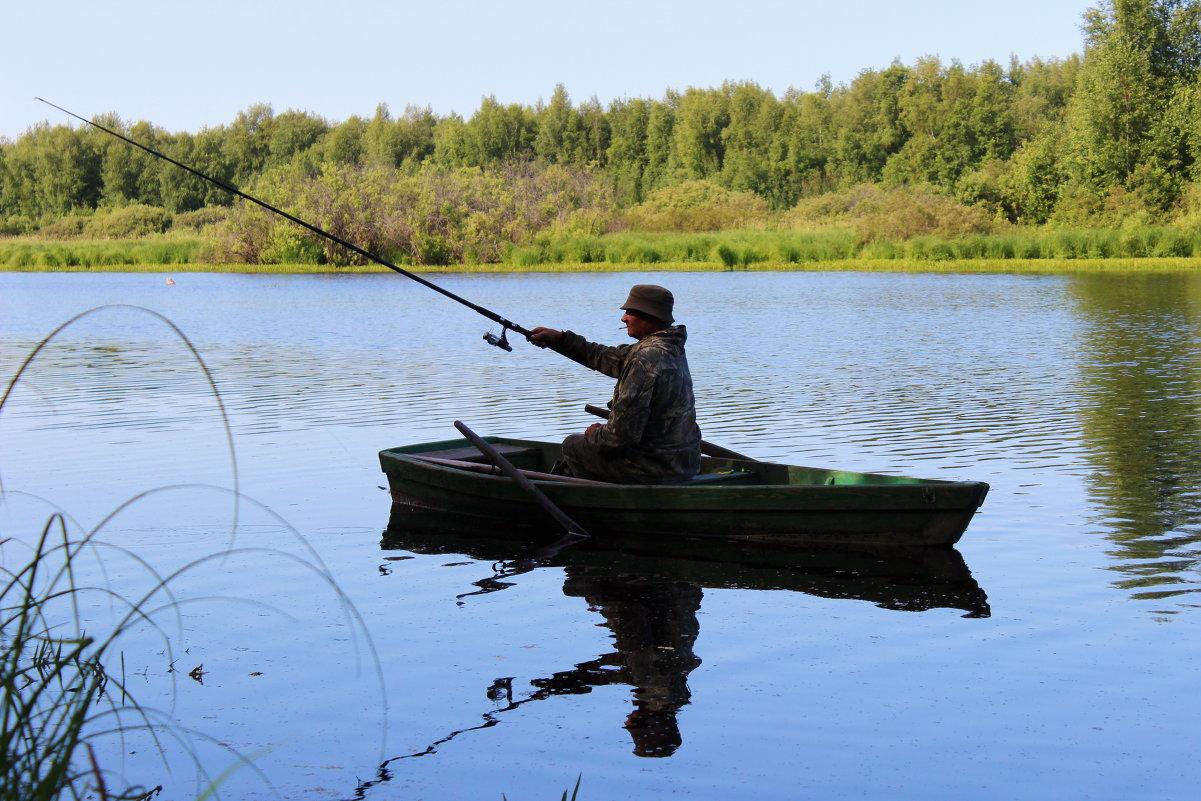 Куда поехать на рыбалку в Тюменской области