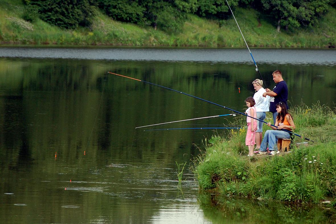 Куда поехать на рыбалку во Владимирской области