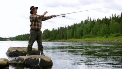 Рыбалка в Финляндии