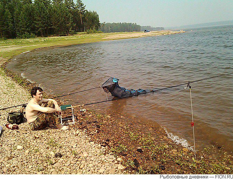 Рыбалка в Иркутске